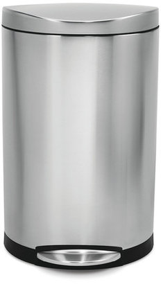 Simplehuman Semi-Round Step Can 40L