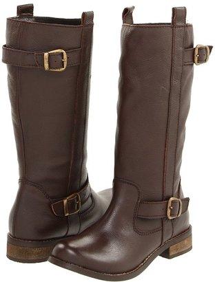 Mia Roadster1 (Brown Leather) - Footwear