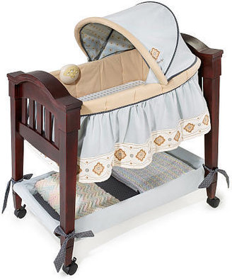 Carter's Classic Comfort Wood Bassinet - Whisper Collection