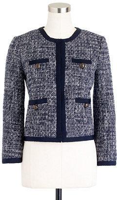J.Crew Pepper tweed jacket
