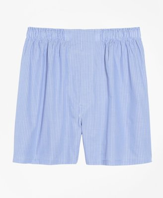 Brooks Brothers Slim Fit Pencil Stripe Boxers