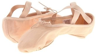 Bloch Zenith Stretch Canvas Split-Sole Ballet
