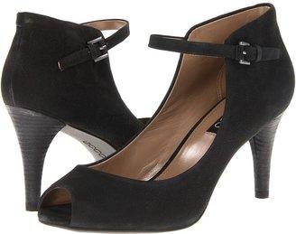 Ecco Ouyen Strap (Black Basalt) - Footwear