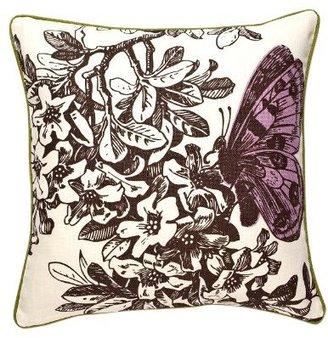 """Thomas Paul Metamorphosis Curiosities 18"""" Pillow"""