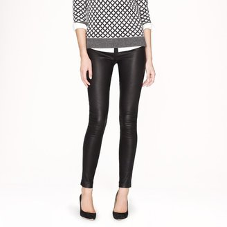 J.Crew Collection leather Pixie pant