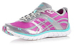 "Ryka Hypnotic"" Athletic Sneaker - Purple/Grey"