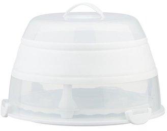 Crate & Barrel Cupcake-Cake Carrier