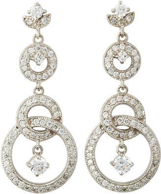 FANTASIA Circular Chandelier Earrings