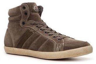 Moncler Lyon Suede Sneaker
