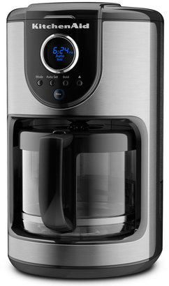 KitchenAid KCM111OB 12 Cup Coffee Maker