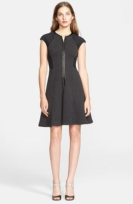 Rebecca Taylor Textured Lace Dress