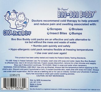 Safety First Boo Boo Buddy Cold Pack - Dog