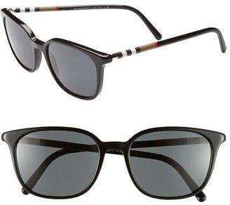 Burberry 54mm Retro Sunglasses
