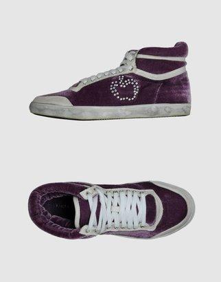 Baci & Abbracci High-top sneakers