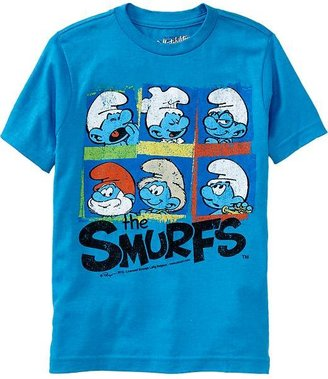 Old Navy Boys The Smurfs™ Tees