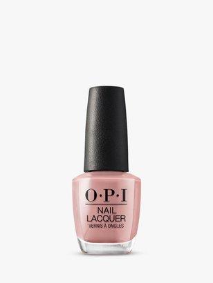 OPI Nails - Nail Lacquer - Neutrals