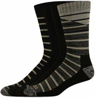 Dickies Men's 4-pk. Performance Thermal Crew Socks