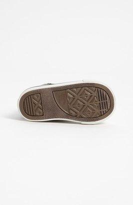 Converse 'Camo Street' Mid Top Slip-On Sneaker (Walker & Toddler)