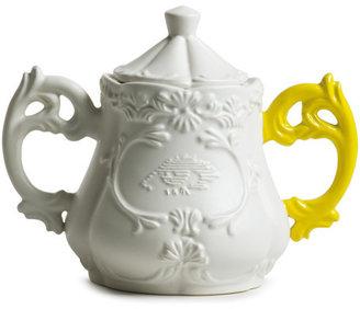 Seletti I-Ware Sugar Bowl Yellow