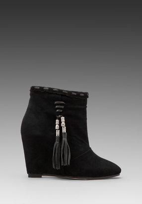 Madison Harding Kreiger Tassle Wedge Boot