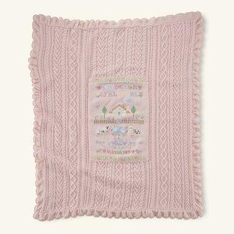 Preppy Sampler Blanket