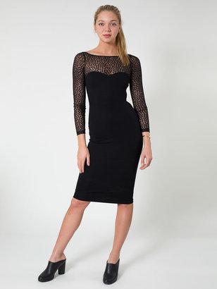 American Apparel Belle De Jour Dress