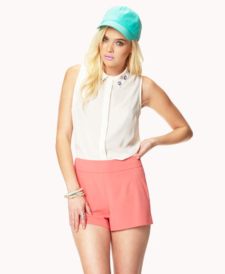 Forever 21 High-Waisted Shorts