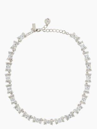 Kate Spade Le soir bow necklace