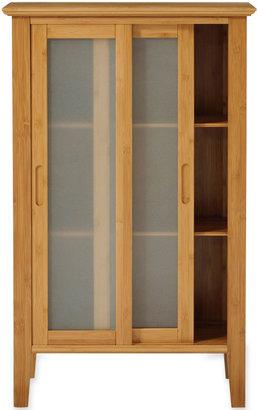 JCPenney Tropic Floor Cabinet w/ Sliding Door
