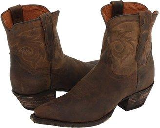 Dan Post Flat Iron (Bay Dirty Bull Kidd) - Footwear