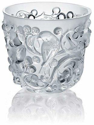Lalique Hommage à René Avallon Vase
