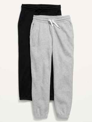 Old Navy Vintage Gender-Neutral Jogger Sweatpants 2-Pack for Kids