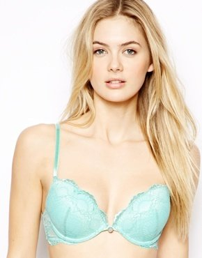 Ultimo The One Mint Lace Everyday Fashion Bra - Mint