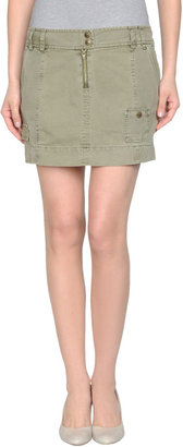 QUIKSILVER Mini skirts $128 thestylecure.com