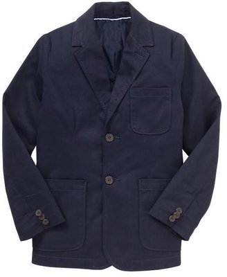 Gap Uniform twill blazer
