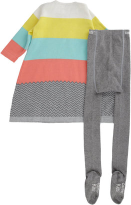 Bonnie Baby Knit Dress and Tights Set