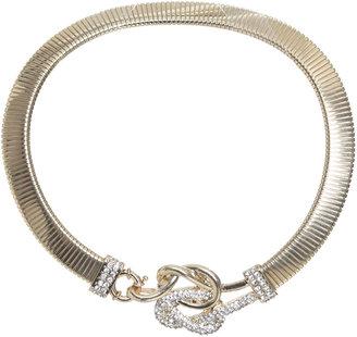 Arden B Glam Snake Chain Choker