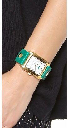 La Mer Square Oversized Watch