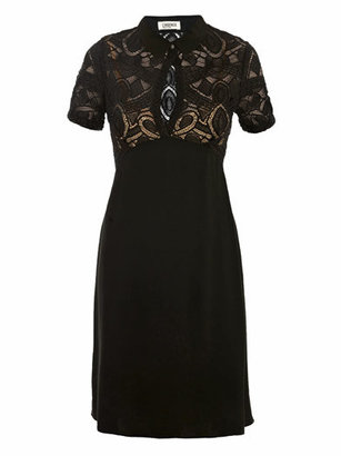 L'Agence Raschelle lace dress