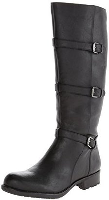 Franco Sarto Women's L Petite Motorcycle Boot $20.99 thestylecure.com