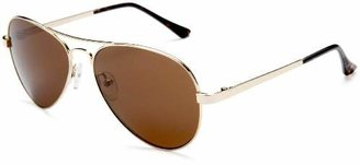 Andrea Jovine Women's A652 Aviator Sunglasses