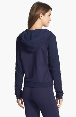 So Low Solow Quilted Hooded Jacket