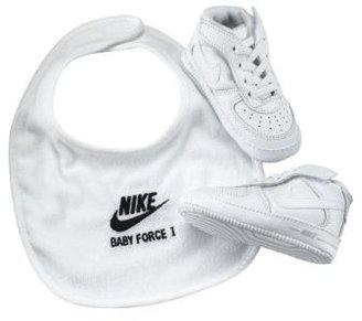 Nike Force 1 0-4c Newborn Kids' Gift Pack