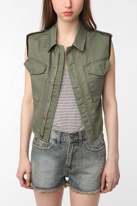 Urban Outfitters Reformed by The Reformation Alec Vest