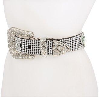 M&F Western - Crystal Cross Rhinestone Women's Belts