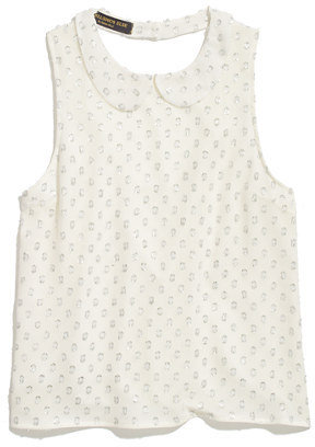 Madewell Something Else by Natalie Wood Spot Top