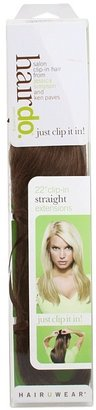 Hairdo. by Jessica Simpson & Ken Paves 22 Clip-in Hair Extension Straight (Glazed Strawberry) - Accessories