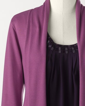 Coldwater Creek The dream cardigan