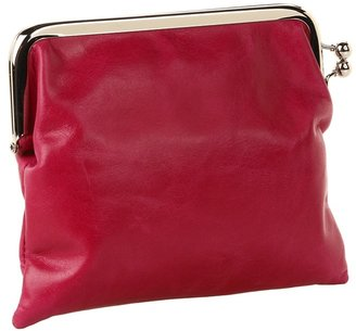 Hobo Alex (Magenta Vintage Leather) - Bags and Luggage