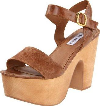 Steve Madden Women's Bigtyme Ankle-Strap Sandal